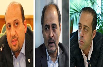 بهادر احرامیان،محمود اسلامیان،رضا شهرستانی