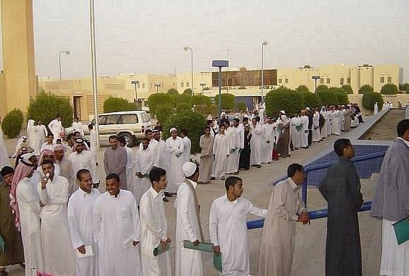 رشد هزینه ها در بودجه عربستان