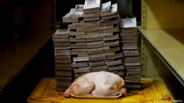 قیمت مرغ در ونزوئلا
