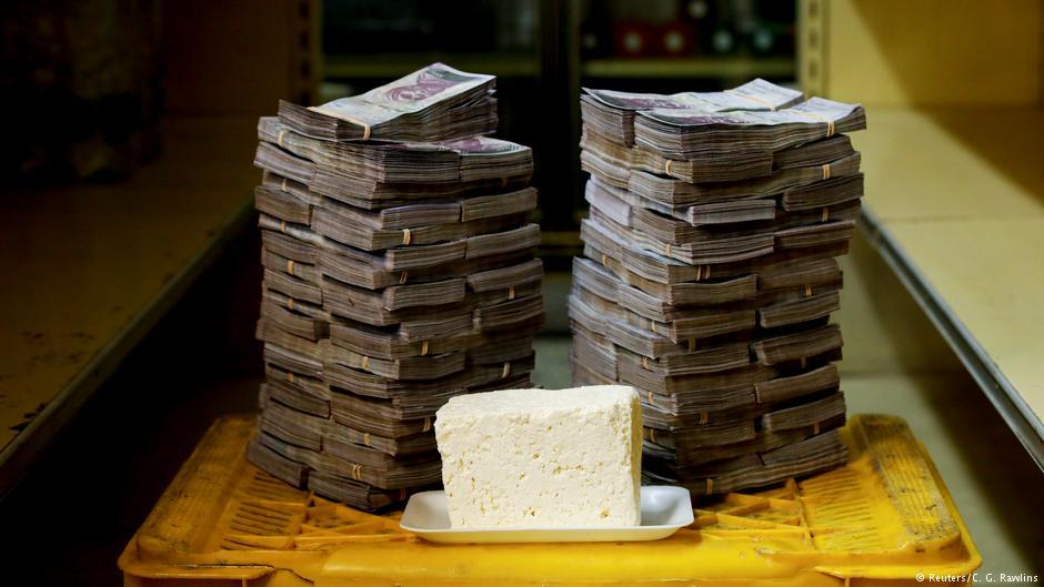 قیمت پنیر در ونزوئلا