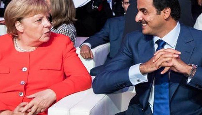 آلمان و قطر