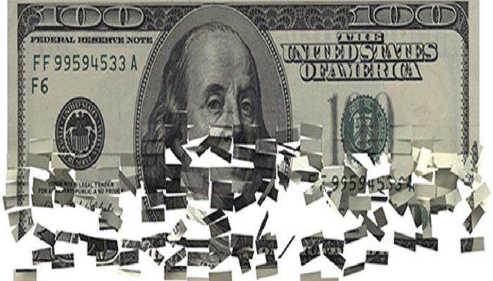 مانور دلاری بانک مرکزی