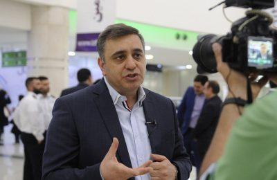 مجبتی شیروانی، قائممقام بانک ایران زمین