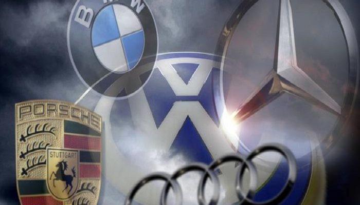اتهام کمیسیون اروپا به سه خودروساز بزرگ آلمان