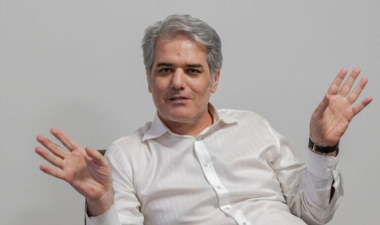 ابراهیم حسینی نژاد، مدیرعامل سابق سپ